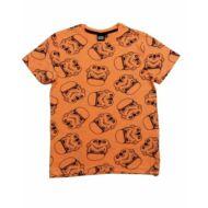 Narancs StarWars póló (140)