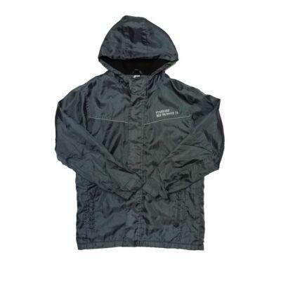 Fekete átmeneti kabát (152)