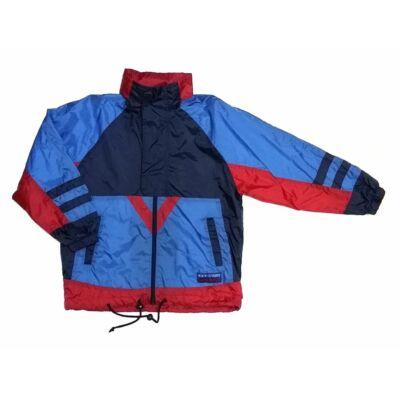 Kék-bordó dzseki (140)