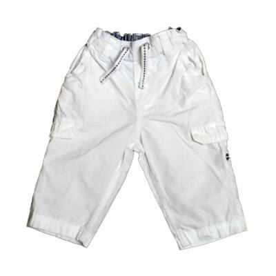 Fehér roll-up nadrág (68)