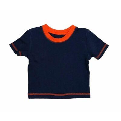 Kék-narancs póló (68)