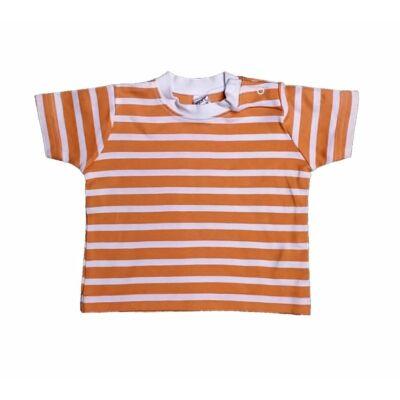 Narancs csíkos póló (62)