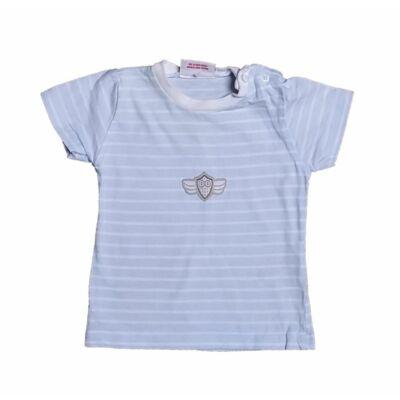 Kék csíkos póló (68)