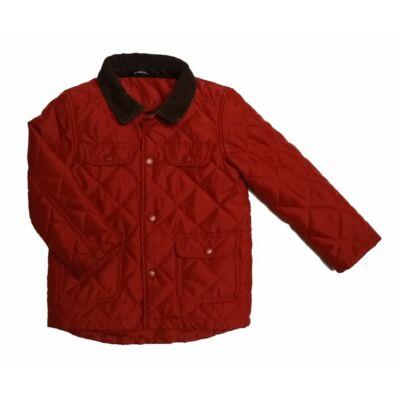 Rozsda steppelt kabát (98)