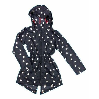 Fekete kiskacsás kabát (128)
