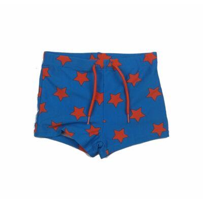 Narancs csillagos úszóshort (80)