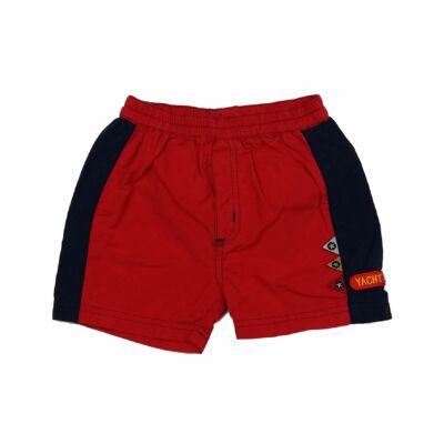 Kék-piros short (80)