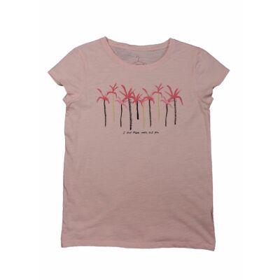 fc7203c8c3 Rózsazsín pálmafás póló (146) - 140 és nagyobb (9 év és nagyobb ...