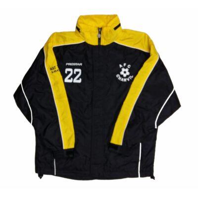 Fekete-sárga átmeneti dzseki (164)