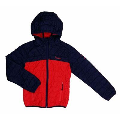 Piros-kék átmeneti kabát (128) - 128-134 (7-9 év) - Minőségi angol ... 4a397cc9a0