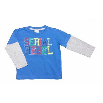 Kék Rebel póló (98)
