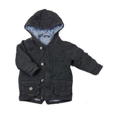 Szürke zsebes kabát (92)