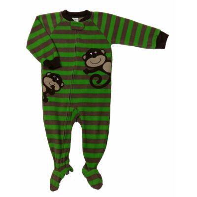Zöld csíkos majmos rugi (86)