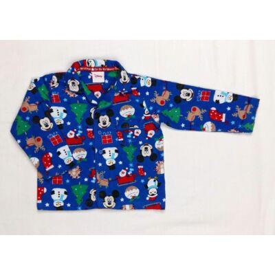 Karácsonyos Mickey pizsifelső (86)