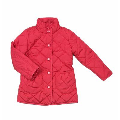 Málna steppelt átmeneti kabát (104)