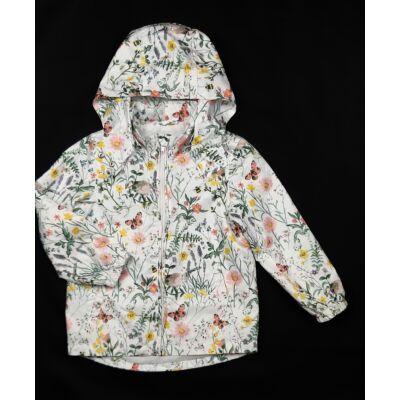 Madaras, mezeivirágos átmeneti kabát (110)