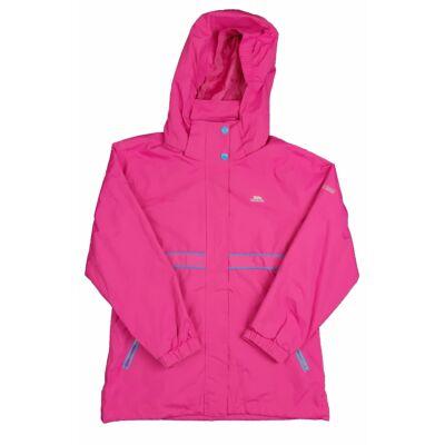 Pink, kék átmeneti kabát (140)