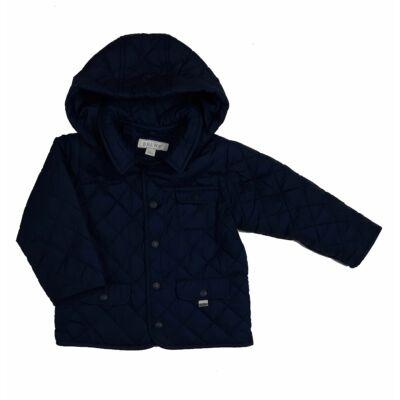 Sötétkék steppelt átmeneti kabát (86) - 80-86 (9-18 hónap ... 5ac5e07c3b