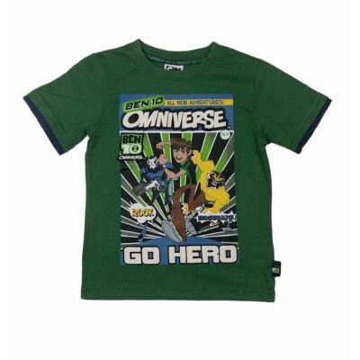 Zöld Ben10 póló (110)