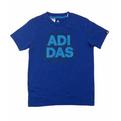Kék adidas póló (134)