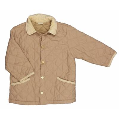 Drapp steppelt kabát (122)