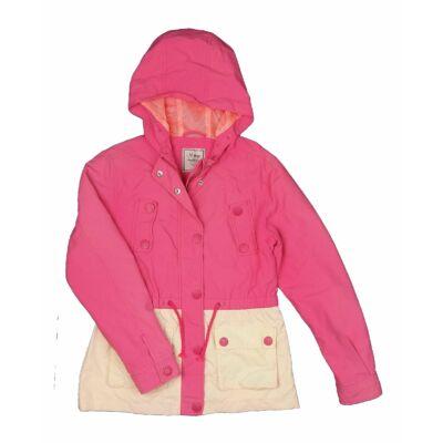 Pink-vanília átmeneti kabát (152)