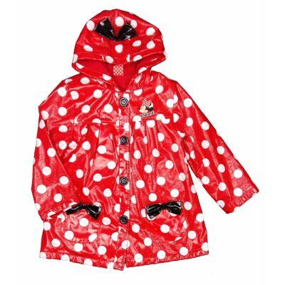 Pöttyös Minnie átmeneti kabát (116)