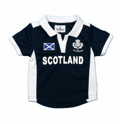 fekete-fehér Scotland mez (98)