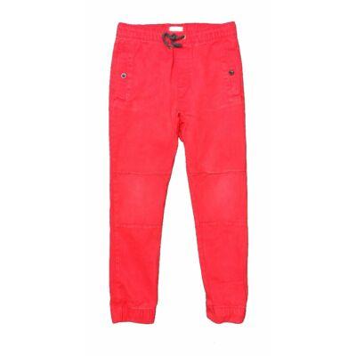 Piros nadrág (128)