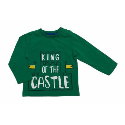 Zöld Castle póló (92)