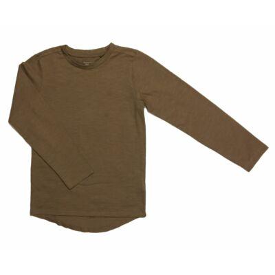 Katonazöld póló (128)