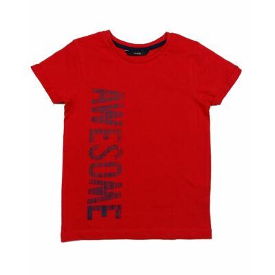 Piros Awesome póló (122)