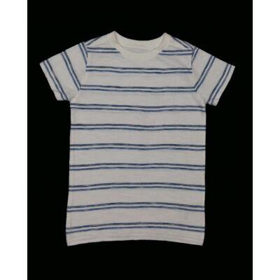 Kék csíkos póló (116)