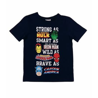 Kék Marvel póló (122)