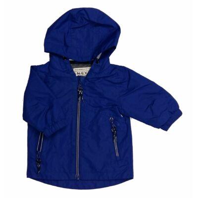 Kék csíkos átmeneti kabát (68)