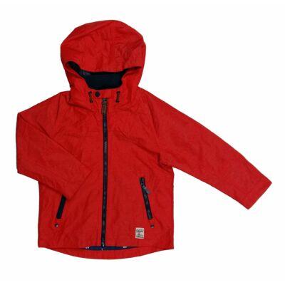 Piros-kék átmeneti kabát (110)