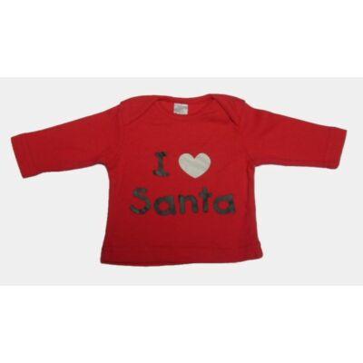 I love Santa póló (56)