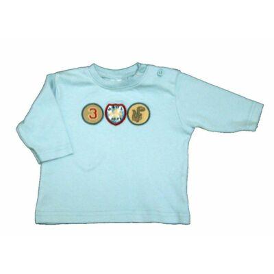 Kék dínós póló (62)