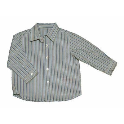Kék csíkos ing (86)