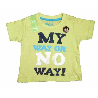 My Way ...póló (74)