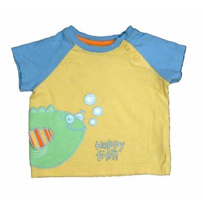 Sárga halas póló (68)