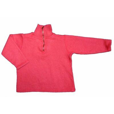 Piros bordás pulcsi (116)