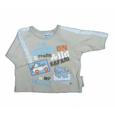 Drapp szafaris póló (56)