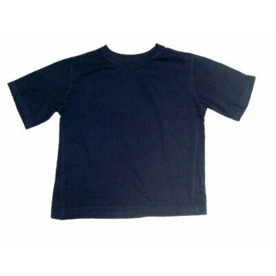 Sötétkék póló (128)