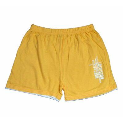 Sárga pizsishort (152)