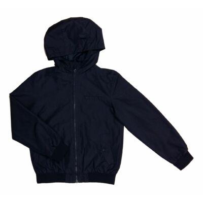 Sötétkék átmeneti kabát (152)