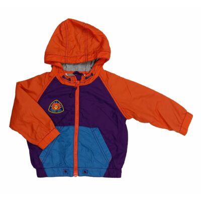Narancs-lila átmeneti kabát (92)
