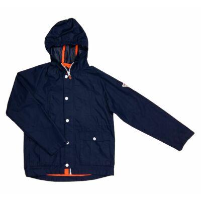 Kék-narancs átmeneti kabát (152)