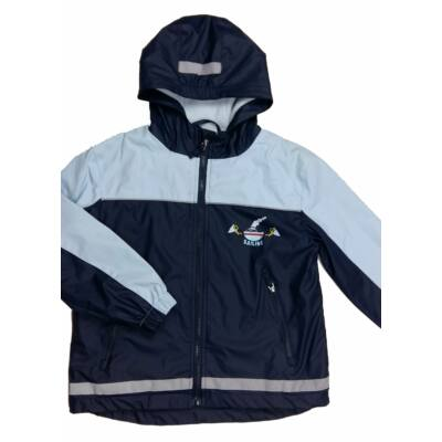 Kék sailing átmeneti kabát (128)