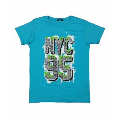 Kék NYC 95 póló (158)